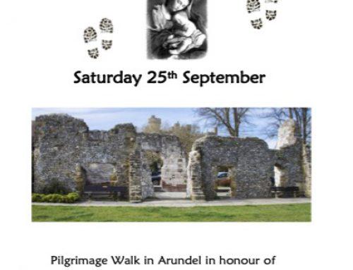 00A Arundel Pilgrimage